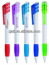 famous name logo customized branded pens for promotion