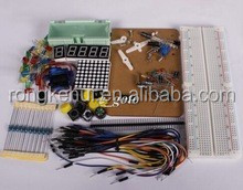 830 Point Breadboard Electronic Parts Pack Component Box Kit
