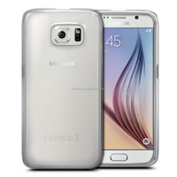 Crystal Clear Gel Cover TPU Case For Samsung Galaxy S6
