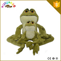 Frog soft toys for kids stuffed toy frog new toys for christmas 2015