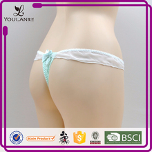 High Quality Breathable Young Girl Flower Lace Woman Underpant