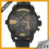 2015 fashion casual watches men luxury brand analog military quartz Silicone sports watch