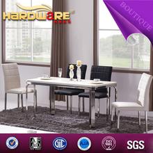 novo design mesa de jantar para venda mesa de jantar conjunto