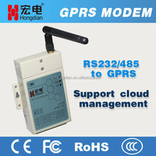 Industrial wireless 450MHz CDMA modem for power monitoring