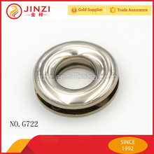 Wholesale handbag Metal alloy o ring, decorative o ring for bags purses