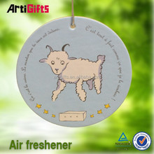 Wholesale absorbent cherry scent sexy paper air freshener