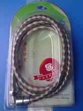 new style SS flexible shower spring hose