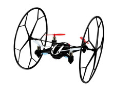 2015 new item2.4G air localization 360 degree flip drone with standard camera