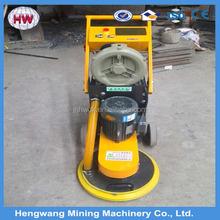 floor grinding machine with gear driven