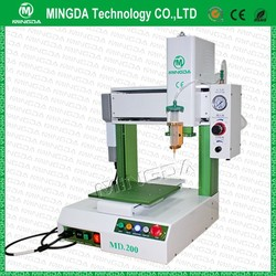 Factory sale epoxy resin dispenser High accuracy auto glue dispenser MINGDA glue dispenser equipment
