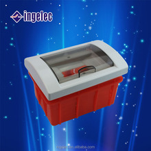 Small square shape ip68 waterproof electrical junction box price