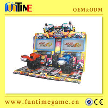 Popular motorcycle coin arcade games,coin operated bike racing game machine