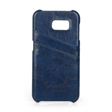 Hot Popular Style PU Leather Bar Cell Phone Cases for Samsung S6