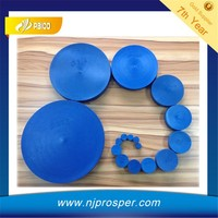 new products 2015 19mm plastic end caps manufacturer for large steel pipe, fitting cap