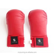 Karate equipment thicken wkf karate gloves