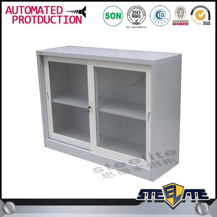 Sliding Glass Door Display Cabinet 750 x 750