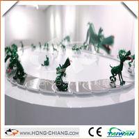 Moving Presentation / Moving shop display / Rotating Rotary / Turn Table