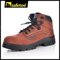 Sapatos de trabalho de segurança, Calçados de segurança para as mulheres L-7006