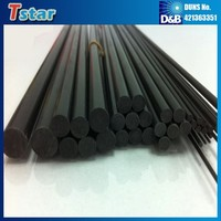 Supply high strength 10mm carbon fiber round rod
