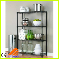 walmart shelf,metal rack kitchen stand kitchen shelf,grocery shelf