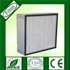 Deep pleated glass fiber box f6 f7 f8 air filter from China