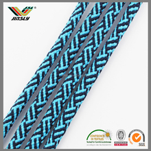 China Fabric twisted high strength polyurethane elastic cord swimming trunks cord