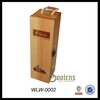 Silding Lid Wholesale Pine Wooden Wine Boxes for Sale