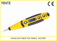 New plastic casing design display tester pen with sensor
