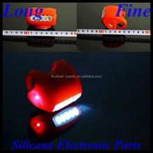 Super Bright and Rain Resistant Silicone LED Moutain Bike Light
