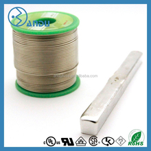 Low melt point alloywire type