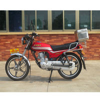 Fekon classic motorcycle 125cc motorbike with storage box