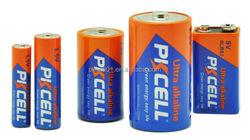 Alkaline LR06 1.5V AA Dry battery