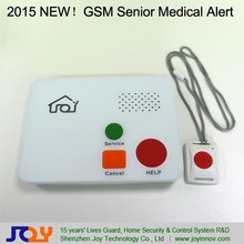 Elder alarm system T30G/personal alarm system/panic button alarm/SOS emergency alarm with One Button Auto Dialer