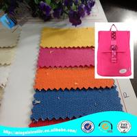 100% cotton 16oz waterproof cotton cnavas fabric for backpack