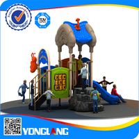 2015 Hot selling kindergarten outdoor amusement park equipment for sale in south africa
