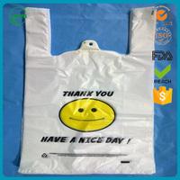 Cheap shopping plastic HDPE bag