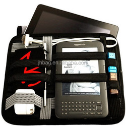 "Cocoon GRID-IT Elastic Organizer Travel Bag Case for iPad Mini 10"" Tablet Sleeve"