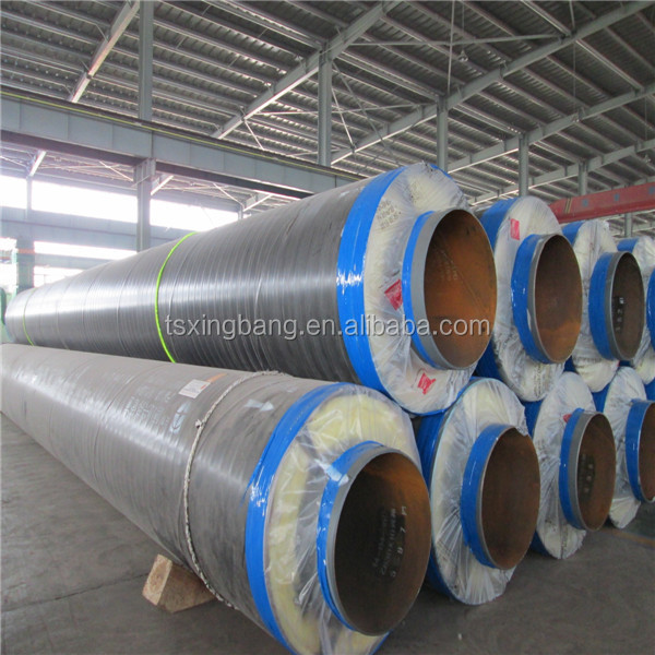 Glass fiber reinforced plastic shell prefabricated