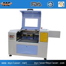 MC 4030 desktop laser crystal/handicraft working engraving machine/2015 hot model CO2 laser engraving machine