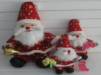 New Cheap sanat claus toys family