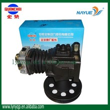 Quanchai QC490 diesel engine parts 2409002810002 air compressor use for Dongfeng JAC FOTON YUEJIN JMC FAW DFAC truck