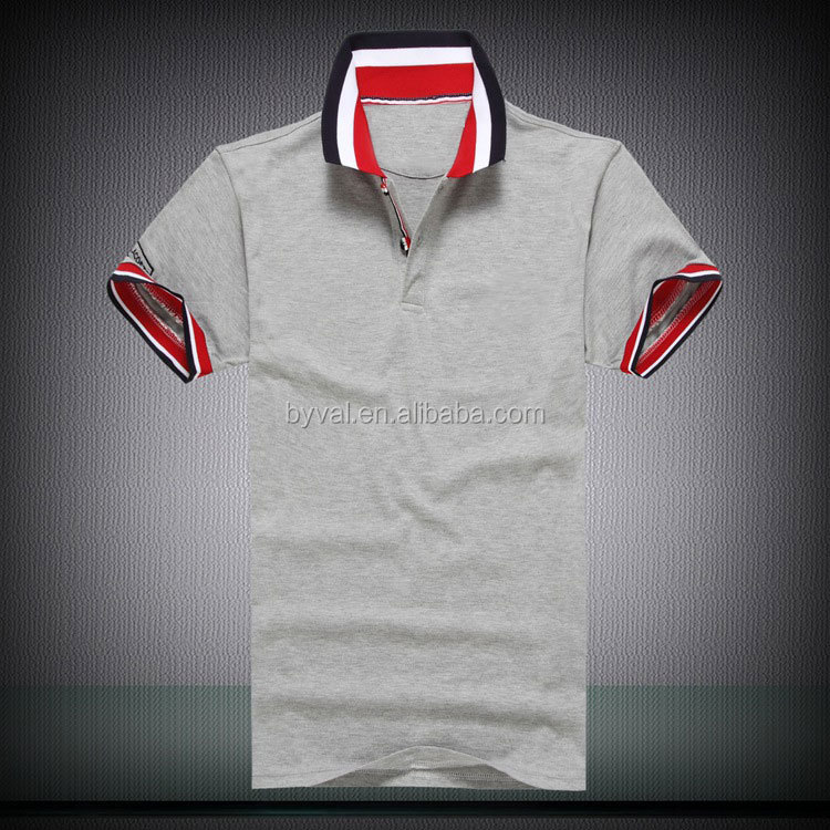 Wholesale polo shirt for men women blue polo shirts for Cheap polo collar shirts
