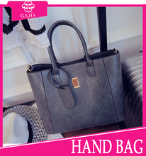 Wholesale China brands designer bags PU leather fashion lady woman handbag