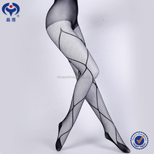 2015JY Popular Design Sexy Hot Girl Transparent Stockings For Lady Pantyhose Women Silk Stockings