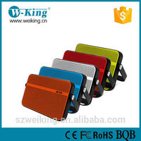 2015 W-King brand Most hot sale Bluetooth speaker with patent design for HK fair