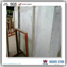 Oriental white Polished Marble Slab for hotel project