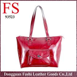 2015 Wholesale Designer handbag Fashion PU bag Large Size