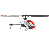 FLYBARLESS FUN !WLtoys V966 6CH 2.4G RC Helicopter Power Star 1 rc helicopter 6ch rc helicopter 6ch titan