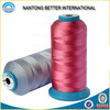 100% polyester high tenacity sewing thread for fishing in alibaba china