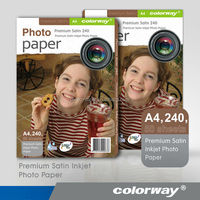 Glossy Photo Paper-20 sht/A4/210 x 297 mm, one side glossy printing paper